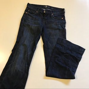 Se7en flared/bell bottom jeans